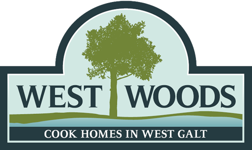 West Woods in West Galt by Cook Homes